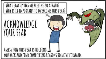How to Eliminate Fear to Achieve Your Goals