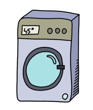 how to doodle washer