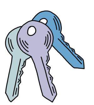 How to Doodle Set-of-Keys_01